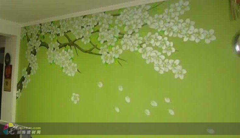 长沙手绘墙 炫彩墙绘